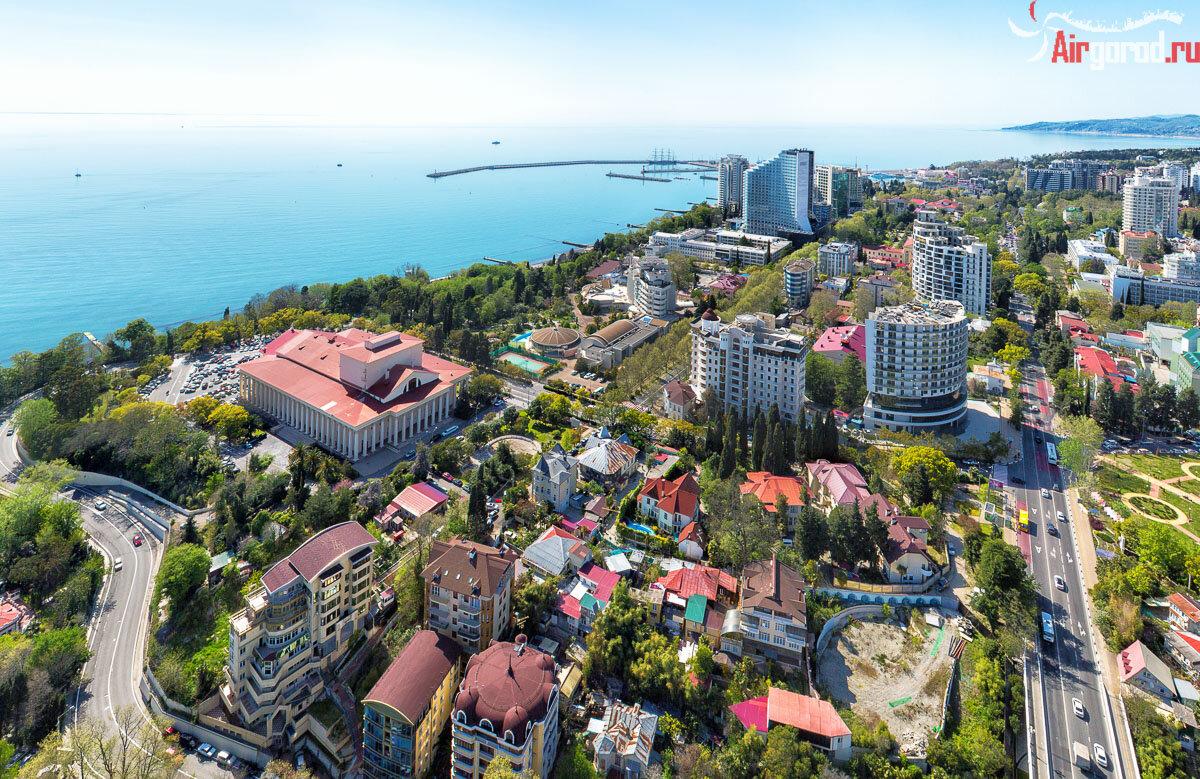 Город адлер краснодарского края фото