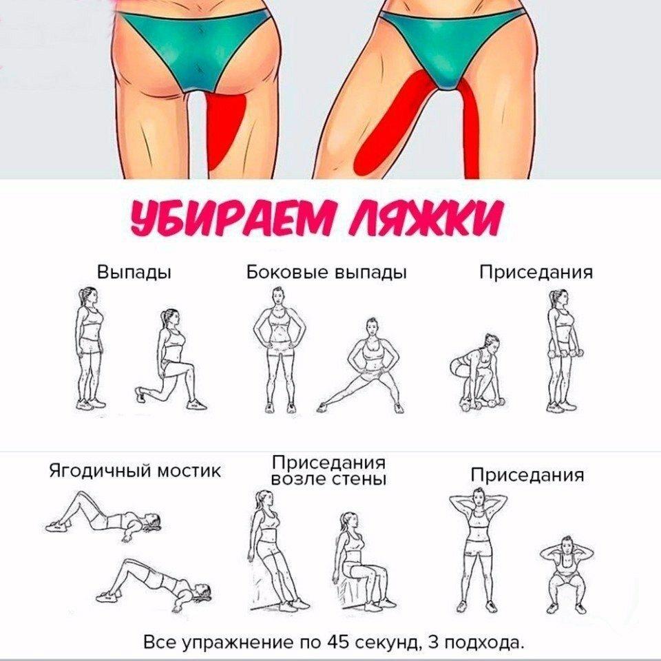 [BBBKEYWORD]. Как похудеть в ляшках быстро и эффективно. Упражнения на неделю в домашних условиях