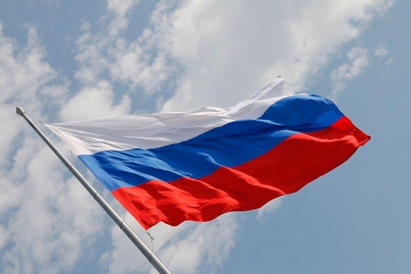 Картинки с российским триколором