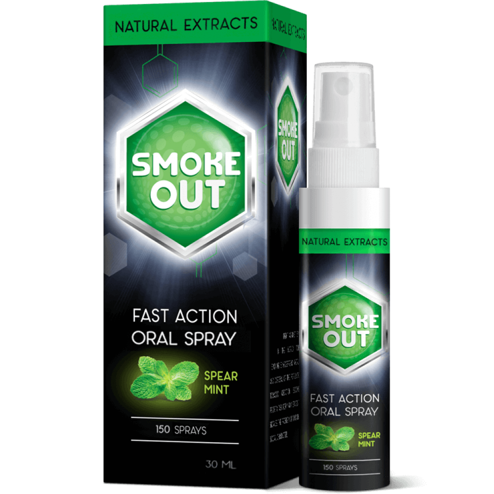 Smoke Out - спрей против курения