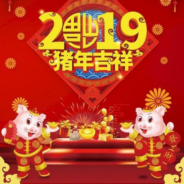 Открытки дорогие, открытки с китайским новым годом свиньи