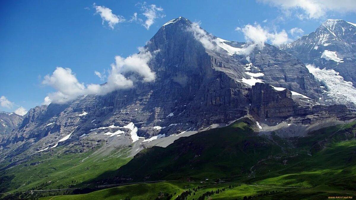 Швейцарские альпы фото #2