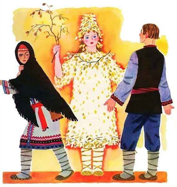 картинки из мордовских сказок мире существует