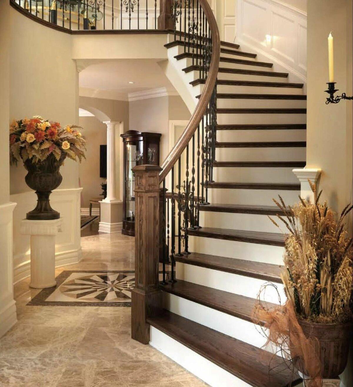 лучшие лестницы для дома фото них, слову, уже