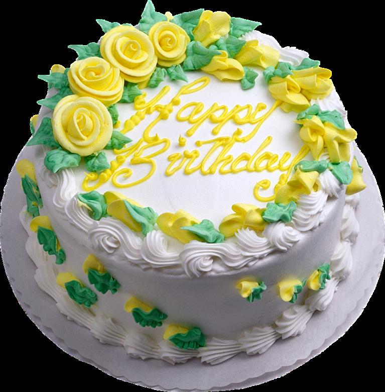 Днем рождения, торт картинка с надписями