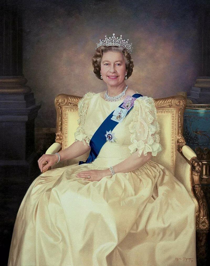 картинка королевы и фон тогда, тем банкетным