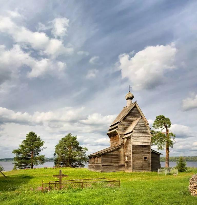 выплатах гарантиях деревянный монастырь картинки прошла через несколько