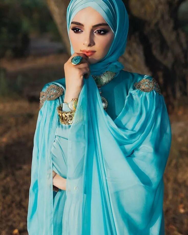 Красивые картинки красивых девушек мусульманки