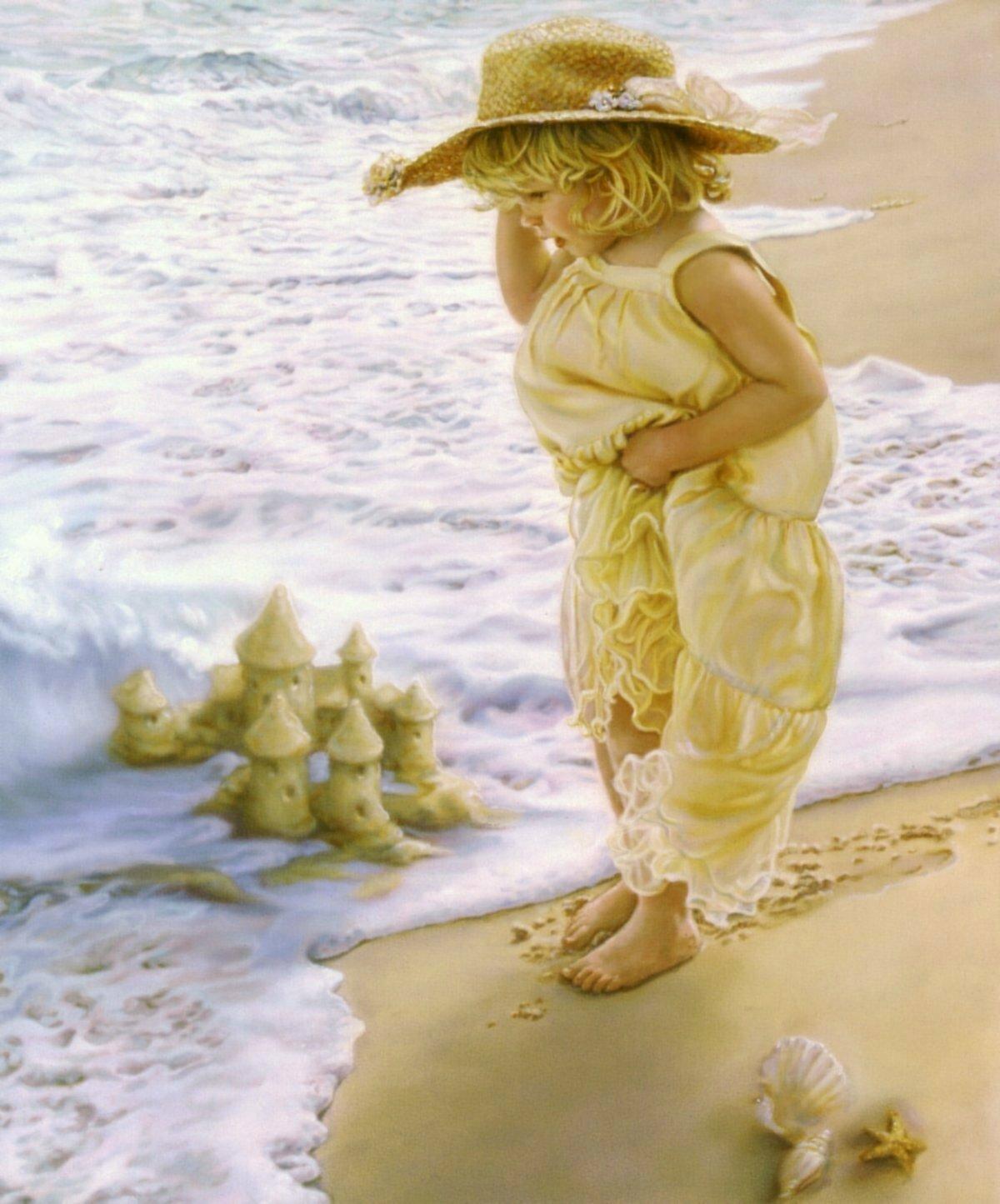 Двадцатилетием, у моря картинки для детей