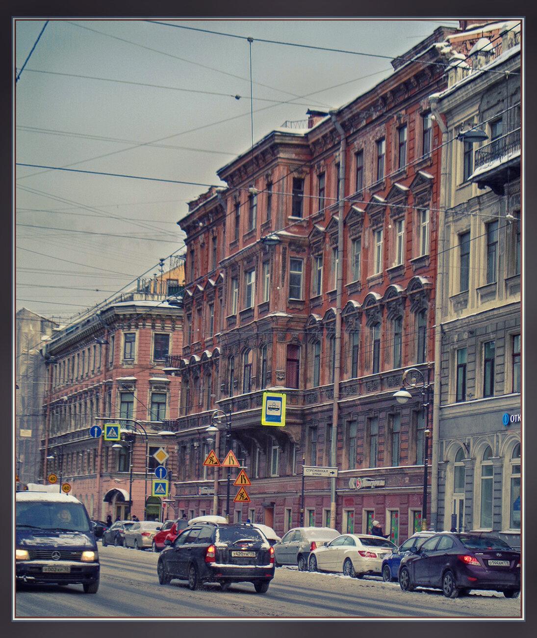 фото владимирского проспекта в питере монтажа