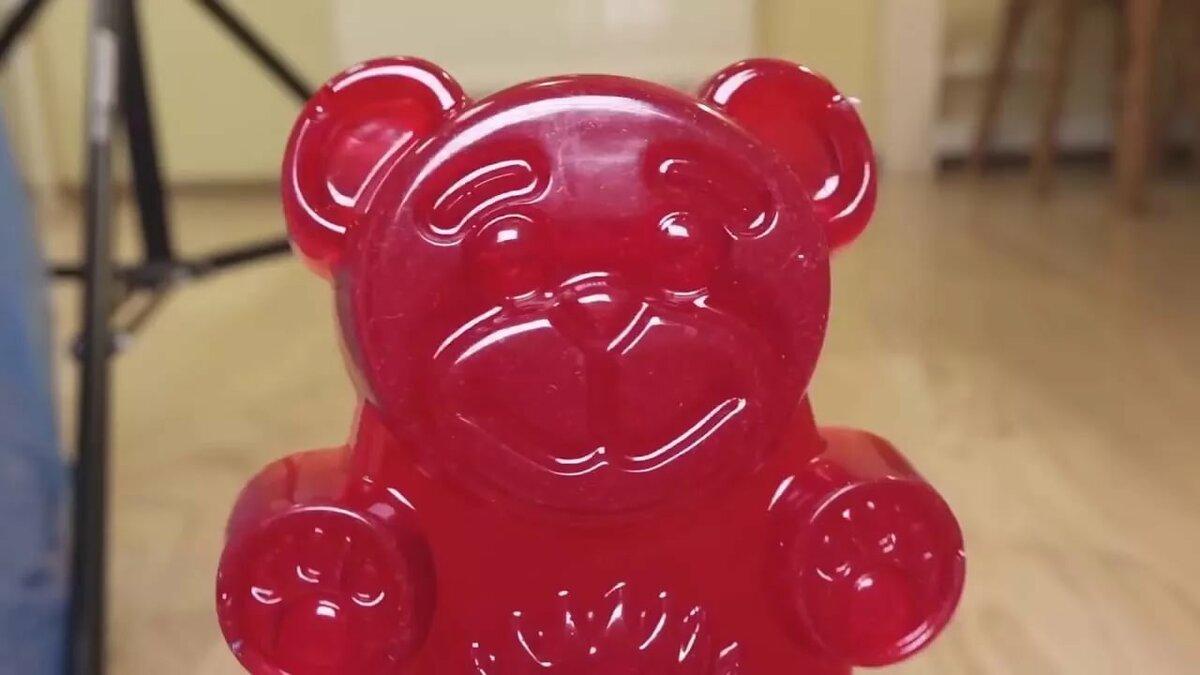 Картинка валерка из желейного медведя