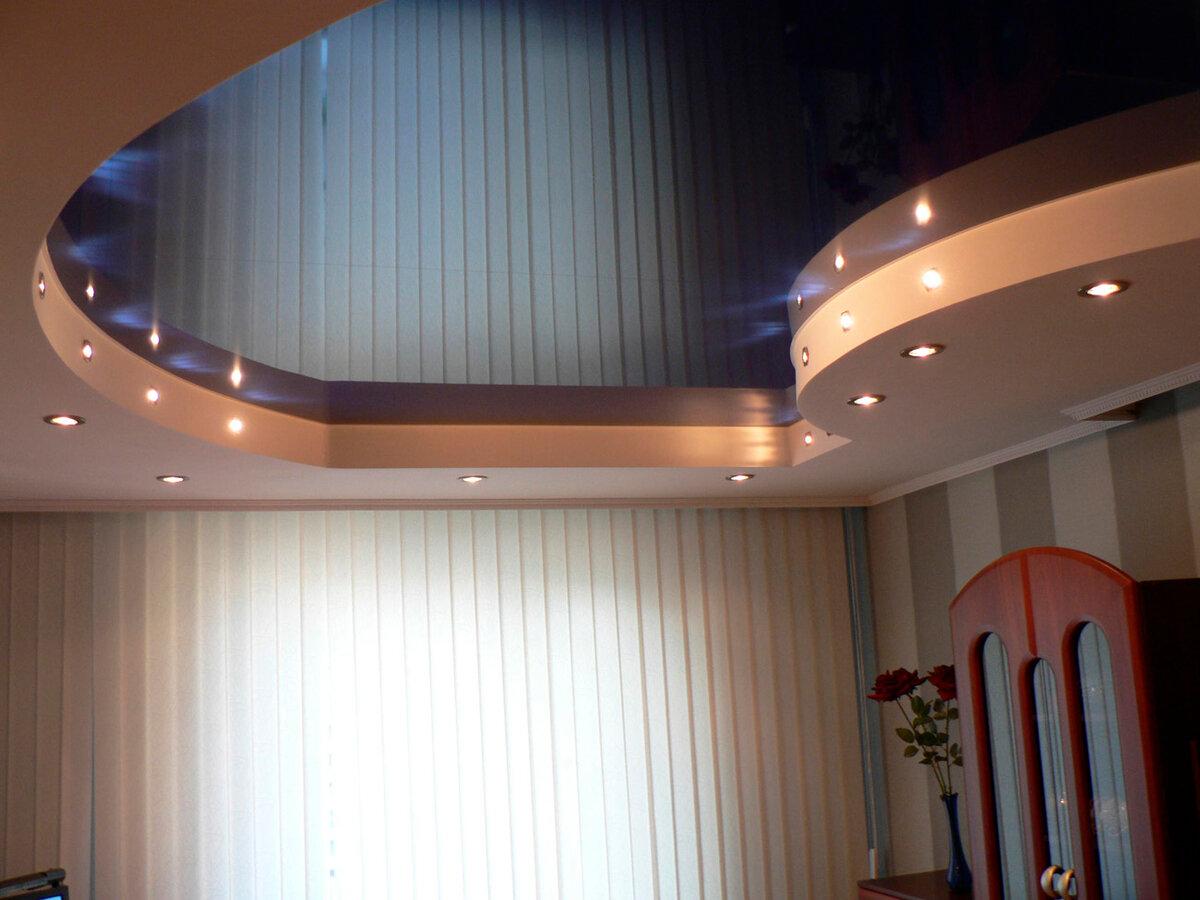 гипсокартон потолок стоимость