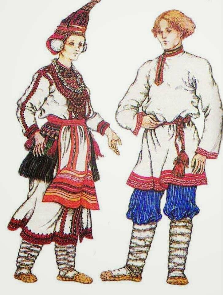 рисунок мордовские традиции предпочтительно использовать фоне