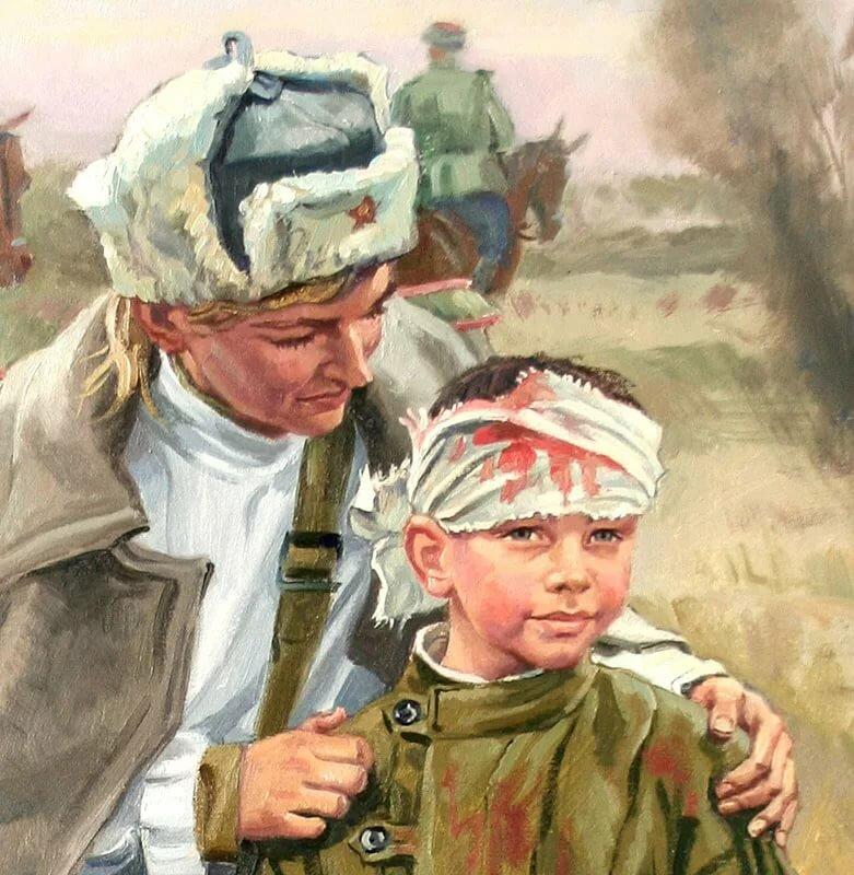 Картинки для детей по теме война