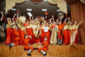 Конкурс «Многоликий мир» в 4-х классах гимназии №38