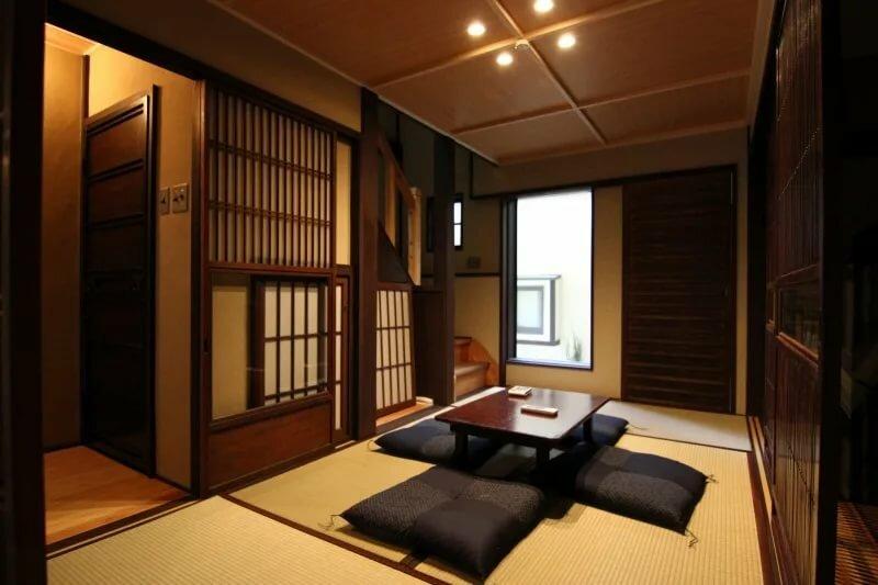 Картинки с японским интерьером