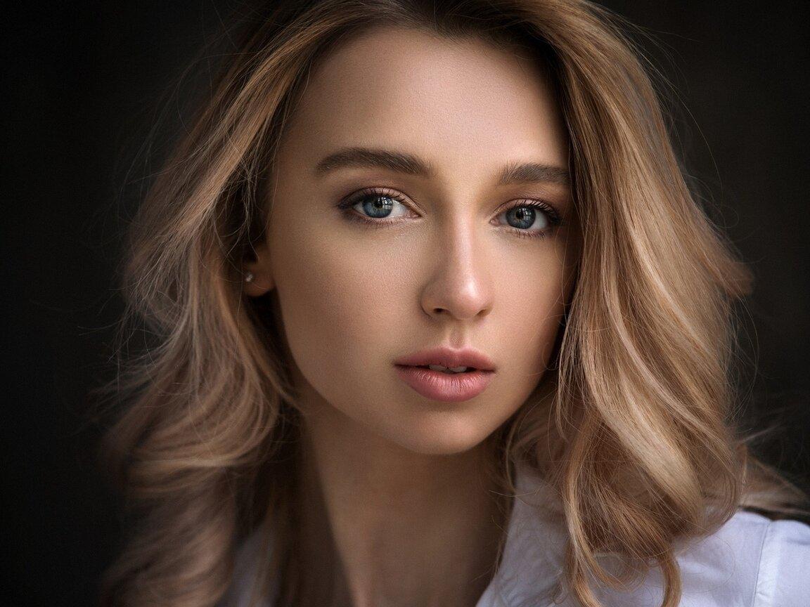 Лицо девушек фото 13