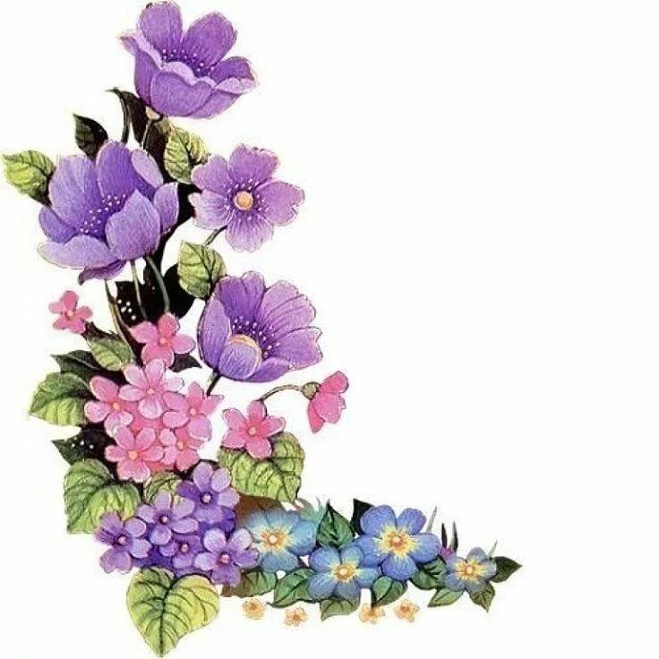 Открытка с цветами в углу, прикольные картинки бурундук