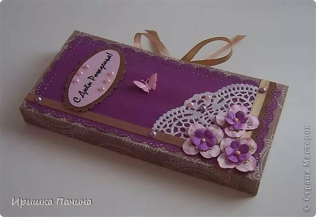 Картинки видео, открытка шоколадница своими руками на день рождения