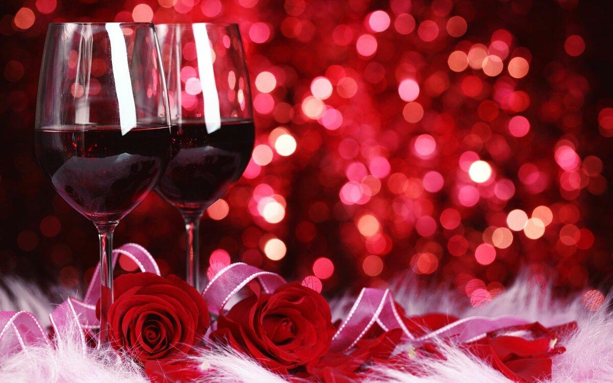 Романтические картинки с днем всех влюбленных, открытки понедельником для