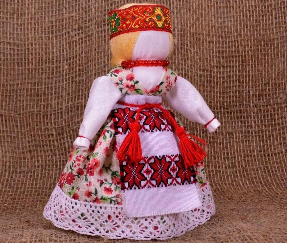 золотом картинки русских народных кукол своими руками можете