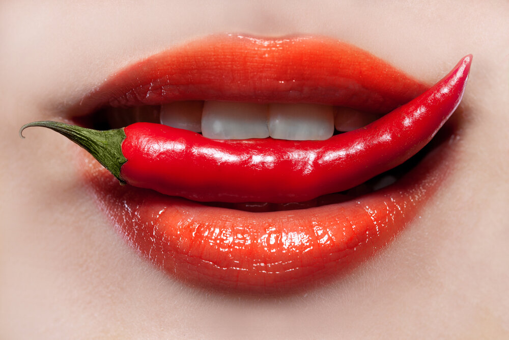 Прикольные открытки губы