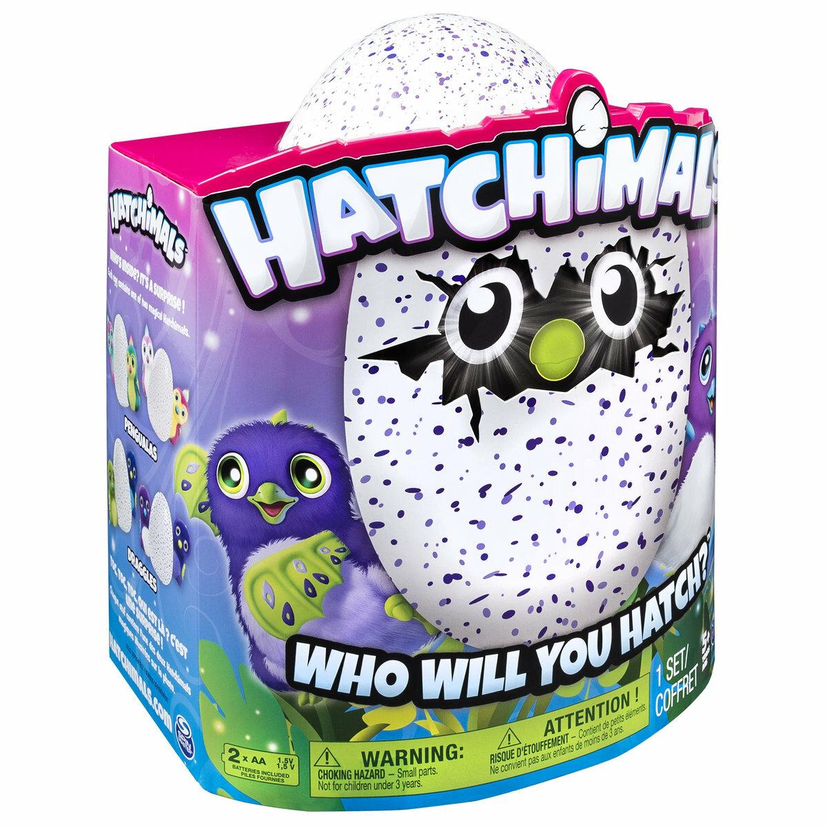 Hatchimals - интерактивная игрушка в Северодвинске
