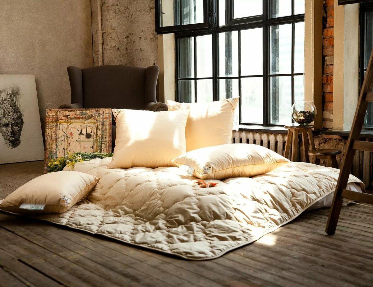 Дома подушки
