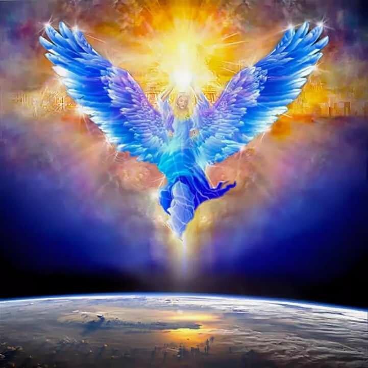 этот небесный ангел света картинки тоже надо