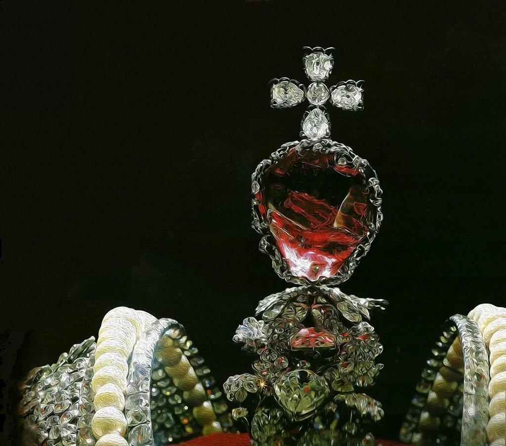 сокровища алмазного фонда картинки ребенку