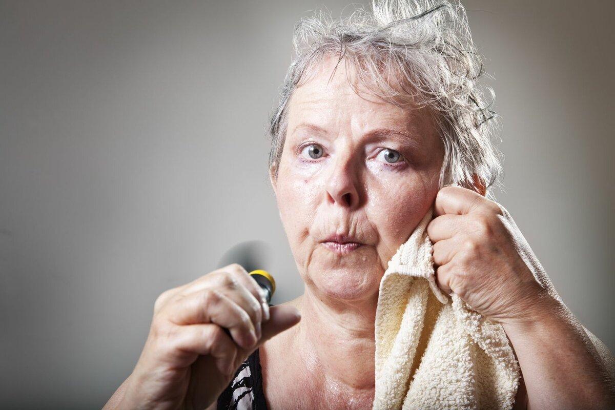 причины резкого похудения у пожилых женщин