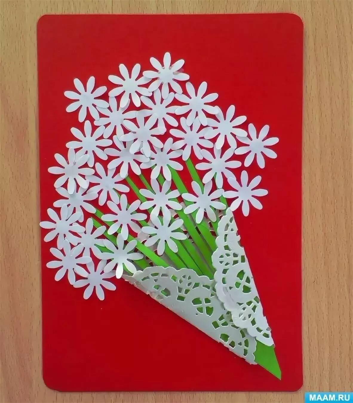Картинки для, поделки и открытки на день матери для 1 класса