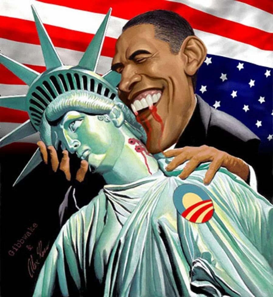 Америка в картинках приколы