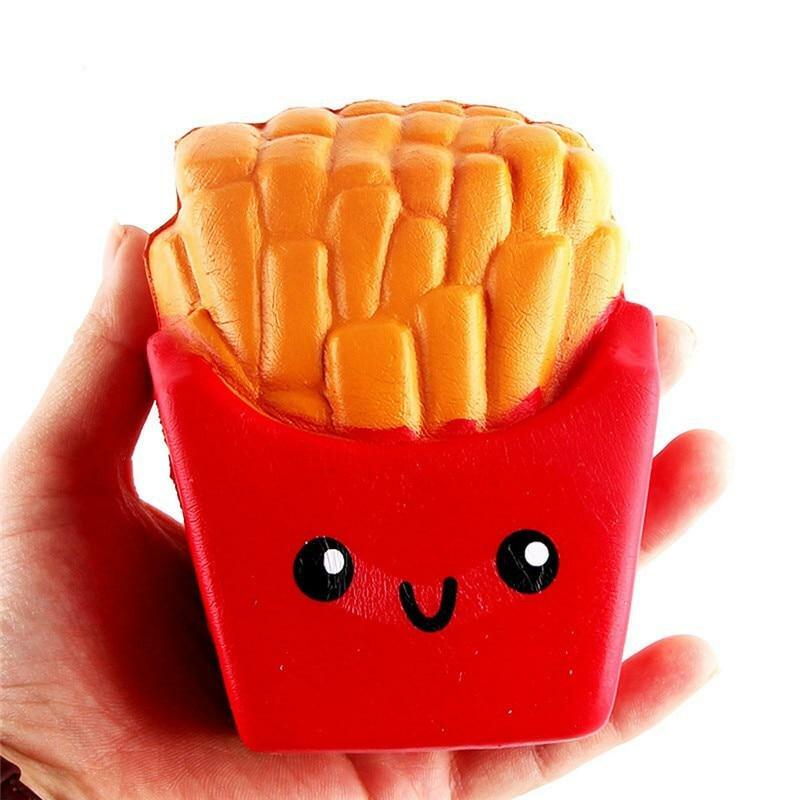 Прикольные картинки картошка фри