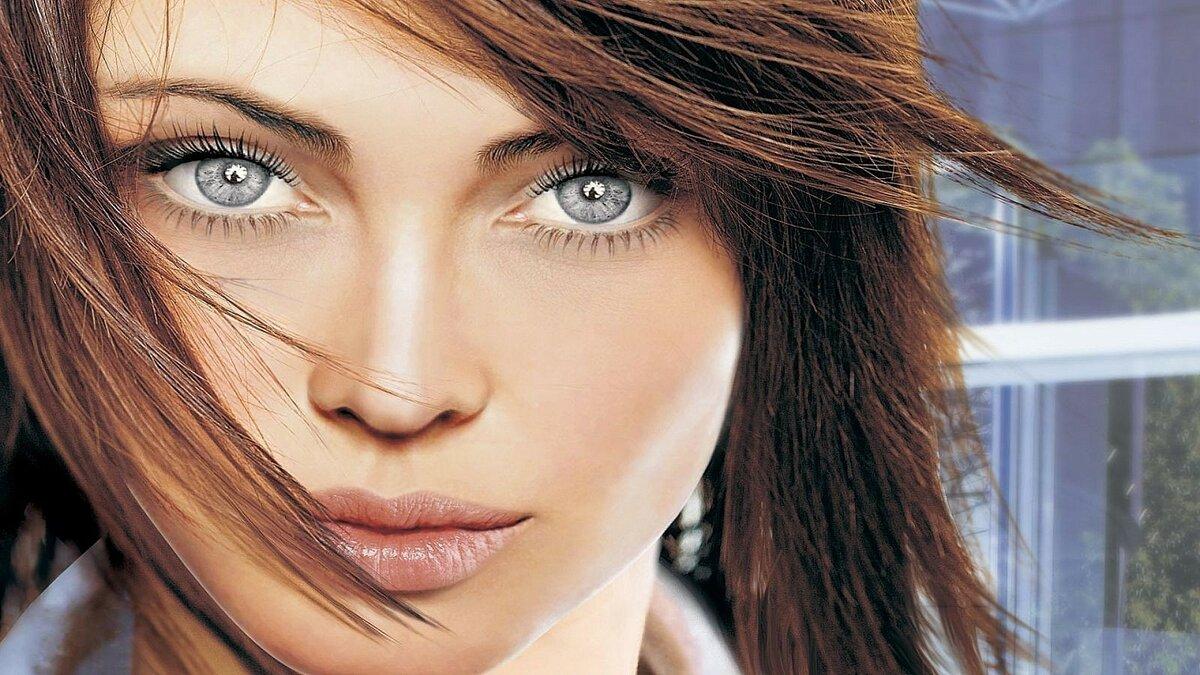 Картинки красивые глаза девушки