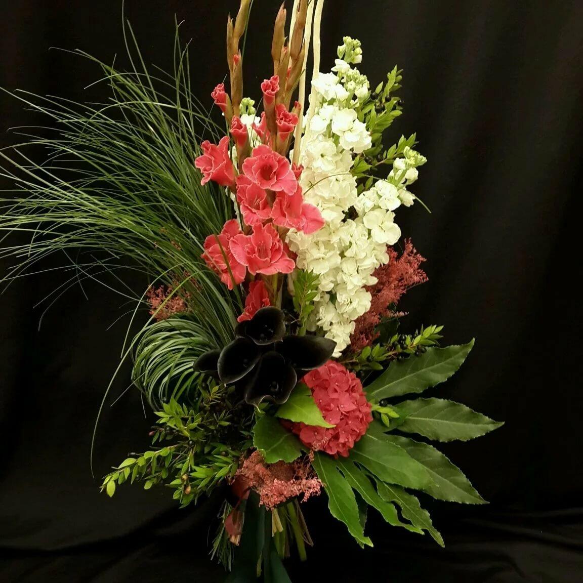 Фото цветов композиции