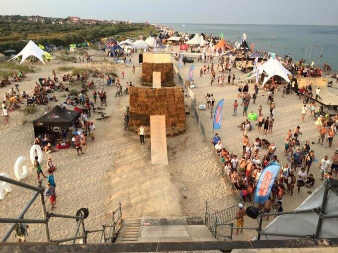 Фестиваль казантип щелкино фото