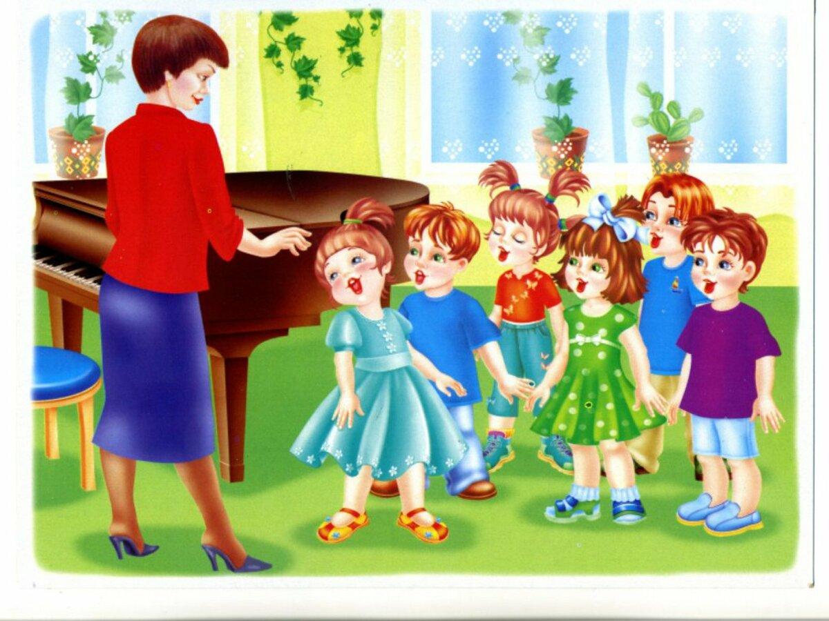 Картинки детский сад для детского сада, днем рождения картинки