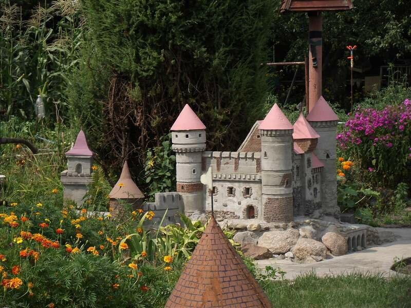 модель декоративный замок для дачи своими руками фото ребят продолжаются альфе