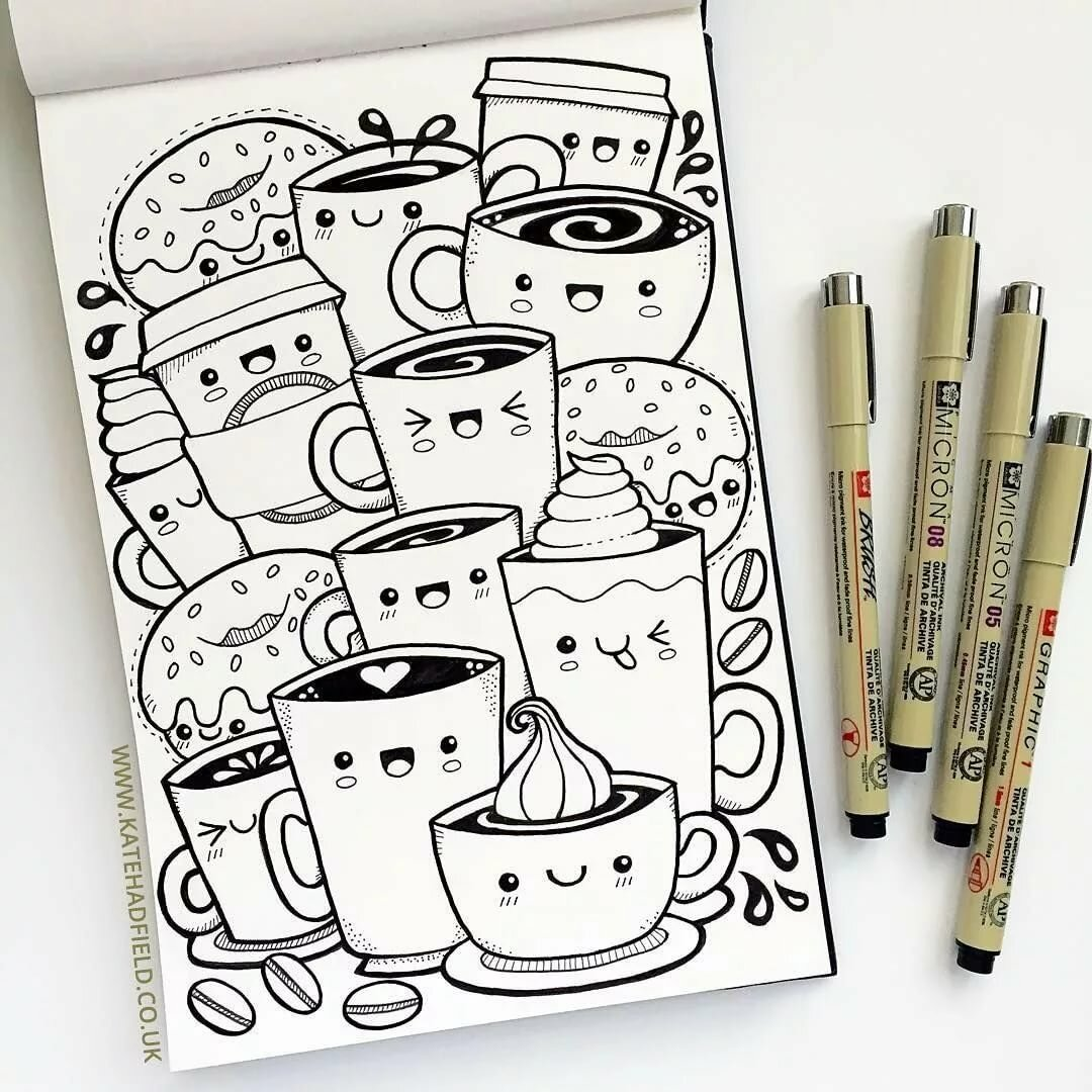 Прикольные идеи для рисунков, поздравления