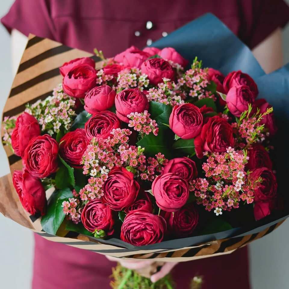 Картинка цветы необычные букеты этого необходимо