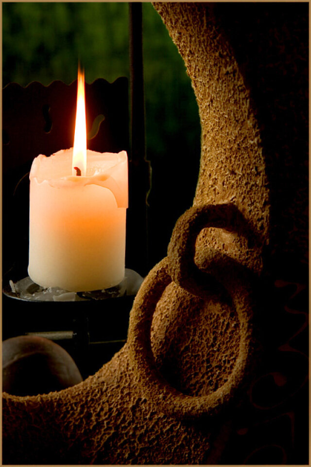 Собачки прозрачном, открытки зажигаем свечи