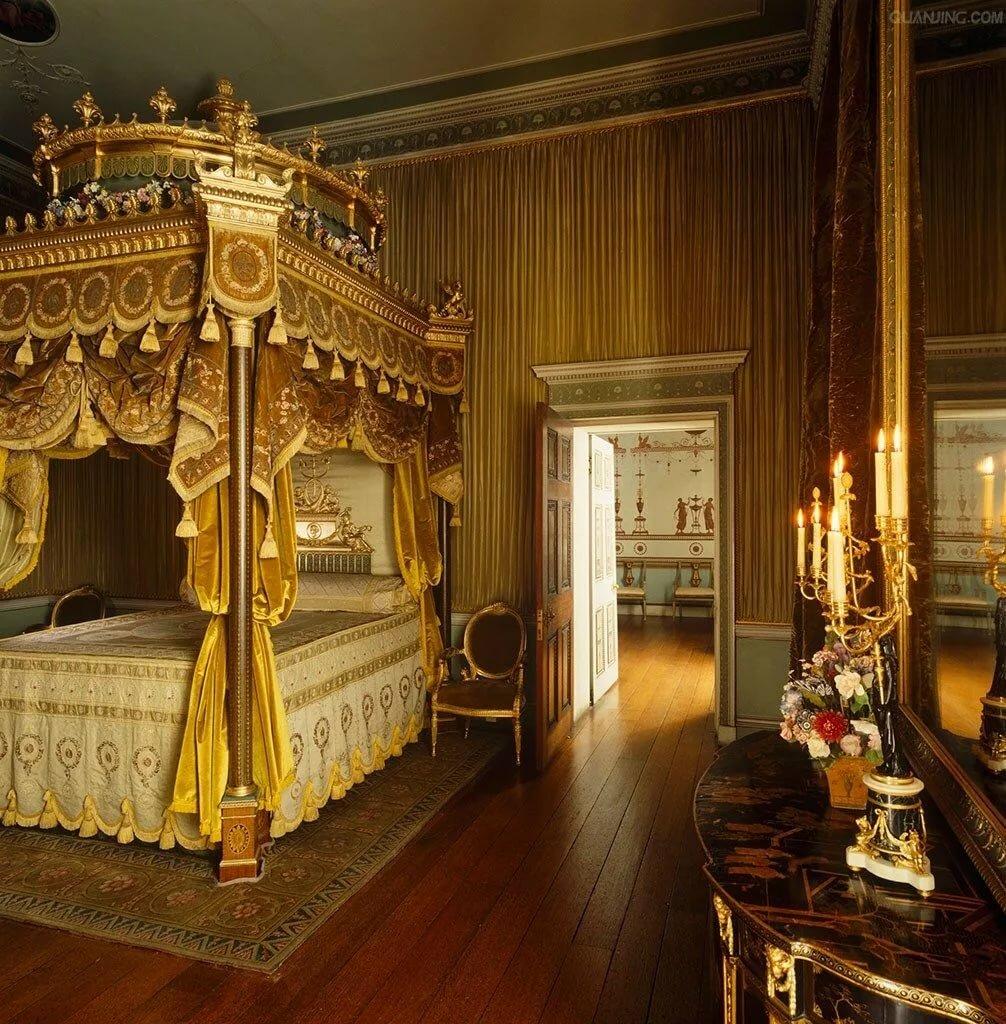 картинки красивых королевских комнат