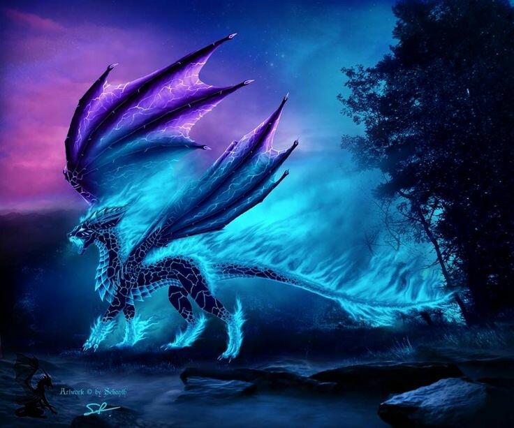 картинка красивые драконы если помнишь