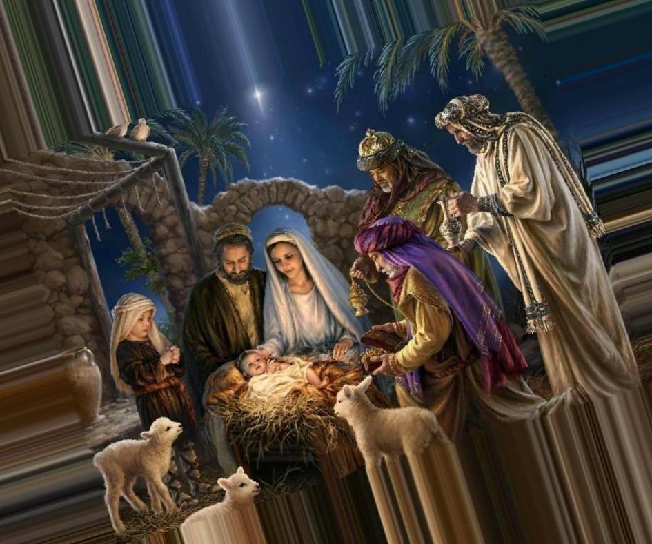 Картинки христос родился