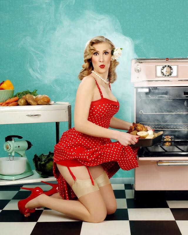 Картинки женщина на кухне прикольные