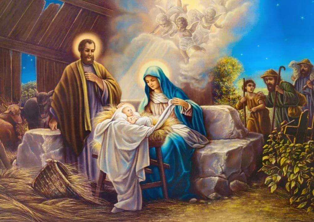 Открытки про иисуса