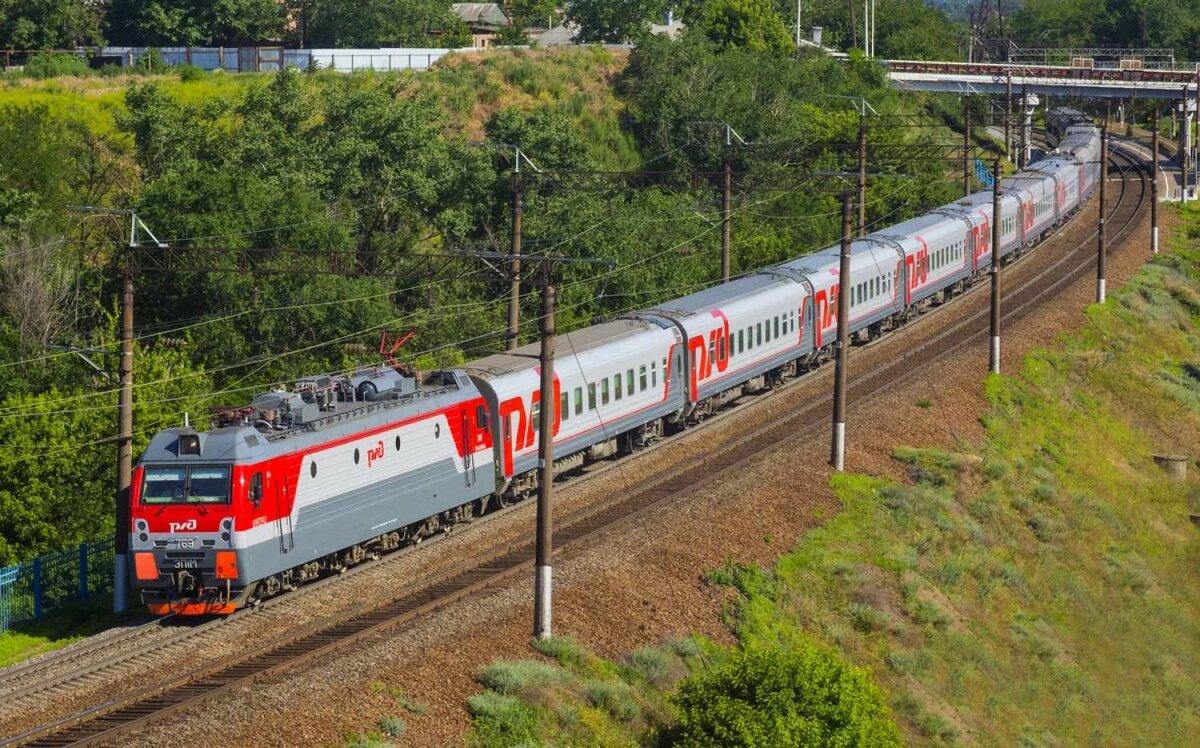 заставить фото русских поезд вам