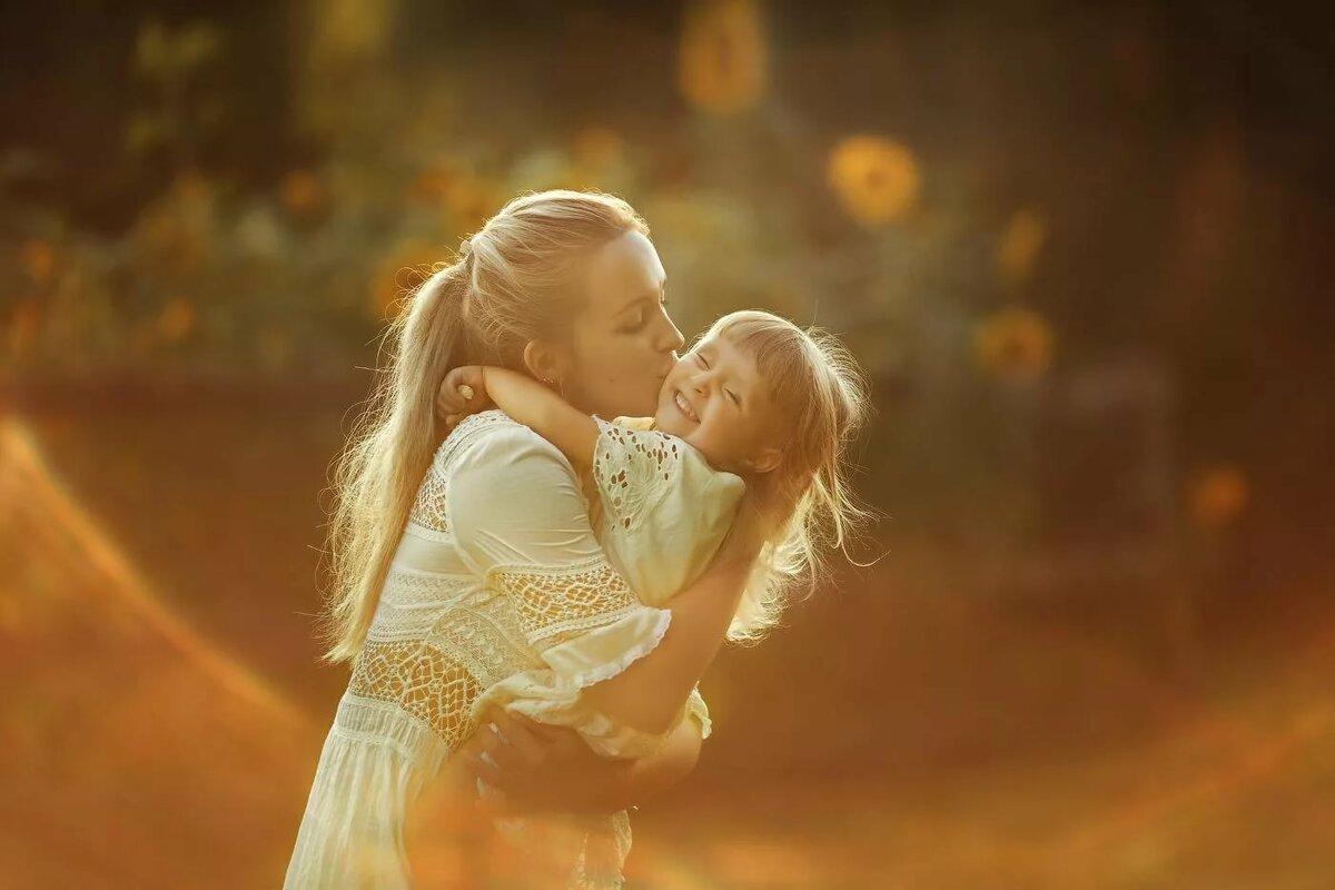 Картинки о маме и дочке, убрать надпись картинки