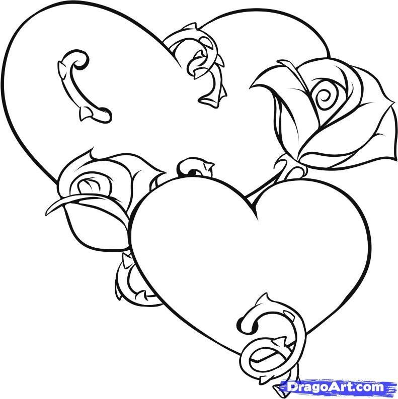 Гиф марта, картинки сердца карандашом